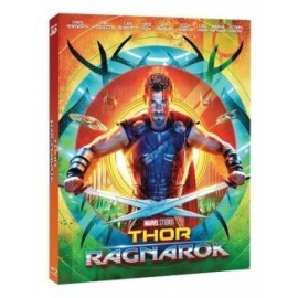 Thor - Ragnarok 2BD (3D+2D) Limitovaná sběratelská edice
