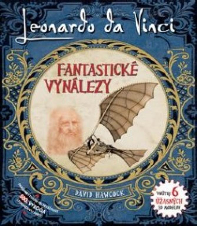 e3fbd6373 Leonardo Da Vinci - Fantastické vynálezy od 12,71 € | Pricemania