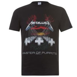 Amplified  Clothing Metallica