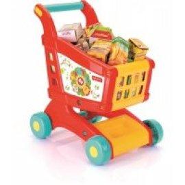 Fisher Price  Dolu Detský nákupný vozík