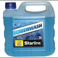 Starline Screenwash -40°C 3l
