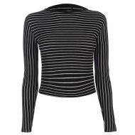 Firetrap  Blackseal Long Sleeve Striped