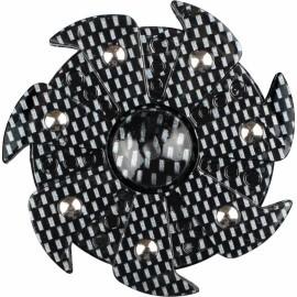 Bayo Fidget Spinner sivý