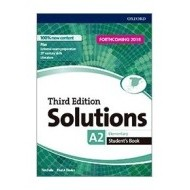 Maturita Solutions, 3rd Edition Elementary Student's Book + Online Pack (SK Edition)