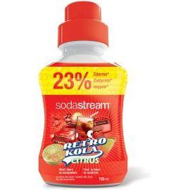 Sodastream Sirup Retro Kola Citrus