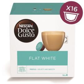 Nescafé Dolce Gusto Flat White 16ks