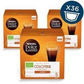Nescafé Dolce Gusto Colombia 3x12ks