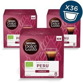 Nescafé Dolce Gusto Peru 3x12ks