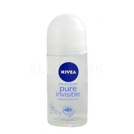 Nivea  Pure Invisible 48h  50ml