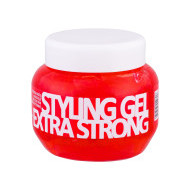 Kallos  Cosmetics Styling Gel Strong  275ml - cena, porovnanie