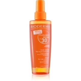 Bioderma  Photoderm Bronz ochranný suchý olej v spreji SPF 30  200ml