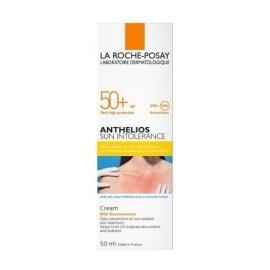 La Roche Posay  Anthelios Sun Intolerance upokojujúci ochranný krém pre veľmi citlivú a intolerantnú pleť SPF 50+  50ml