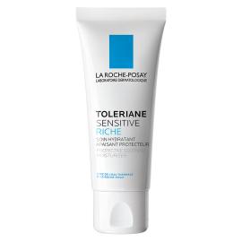 La Roche Posay  Toleriane Sensitive Rich probiotický hydratačný krém pre zmiernenie citlivosti pleti  40ml