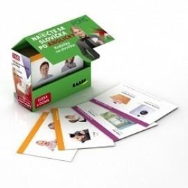 Krabička na slovíčka - dom a ľudia - Pons - Naočte sa slovíčka po anglicky