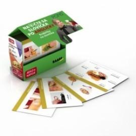 Krabička na slovíčka - jedlo a nápoje - Pons - Naočte sa slovíčka po anglicky