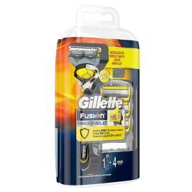 Gillette Fusion Proshield + 4ks