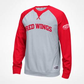 Reebok  Detroit Red Wings Longsleeve Novelty Crew 2016