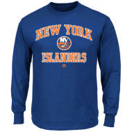 Majestic  New York Islanders Heart and Soul Blue