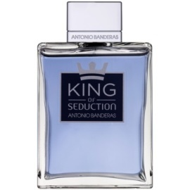 Antonio Banderas King of Seduction 200ml