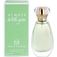 Sergio Tacchini Always With You 30ml - cena, porovnanie