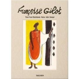 Francoise Gilot - Three Travel Sketchbooks: Venice, India, Senegal