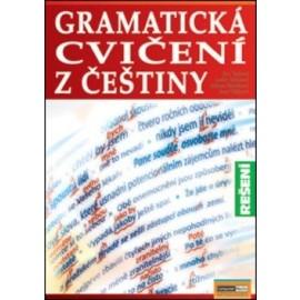 Gramatická cvičení z češtiny Řešení