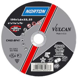 Norton Vulcan A 125x1.0x22