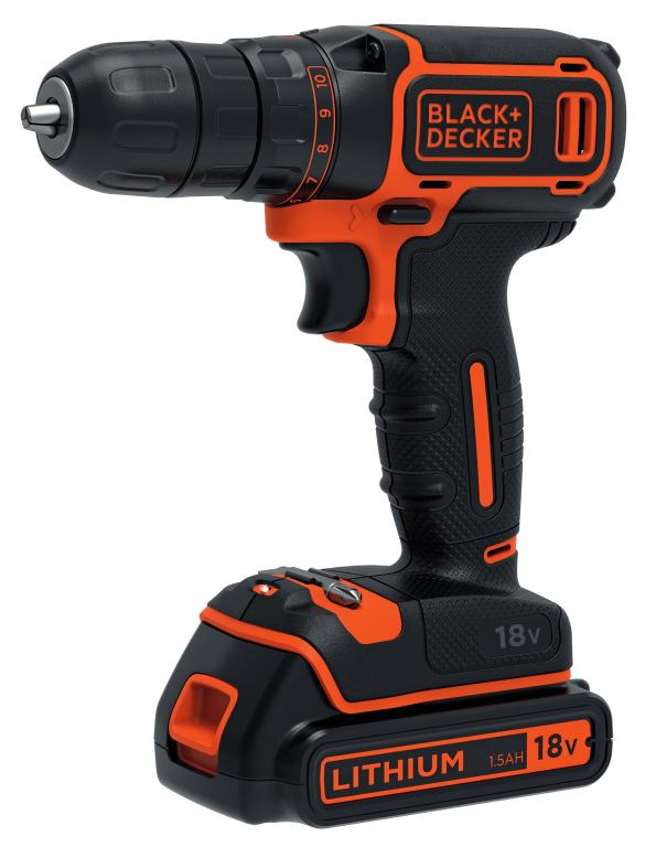 Black & Decker BDCDC18
