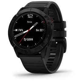 Garmin Fenix 6X Glass