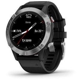 Garmin Fenix 6 Glass
