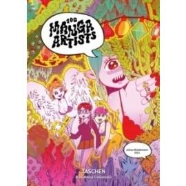 100 Manga Artists