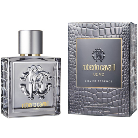Roberto Cavalli Uomo Silver Essence 60ml