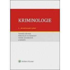 Kriminologie - 5. vydání