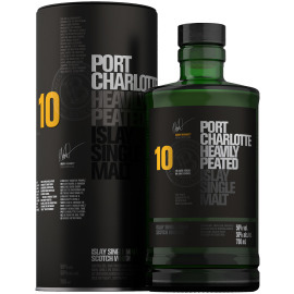 Bruichladdich Port Charlotte 10y 0.7l