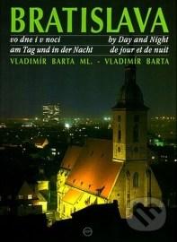 Bratislava vo dne i v noci