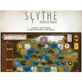 Albi Scythe: Modulárny herný plán