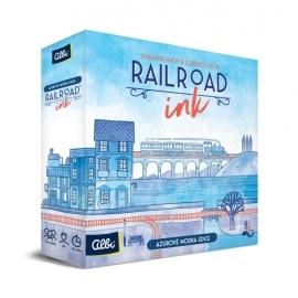 Albi Railroad Ink Modrá edícia