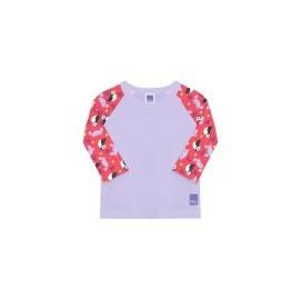 Bambinomio Detské tričko do vody s rukávom UV 50+