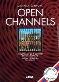 Open Channels - Britská literatura 20. století - čítanka