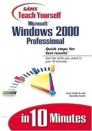 Windows 2000 professional za 10 minut