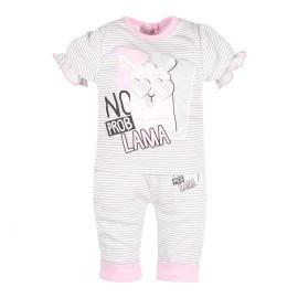 New Baby Lama tričko a tepláčky