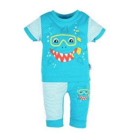 New Baby Shark tričko a tepláčky