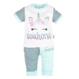 New Baby Seahorse tričko a tepláčky