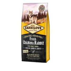 Carnilove  Fresh Chicken & Rabbit  12kg