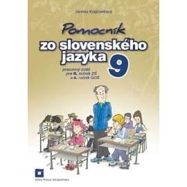 Pomocník zo slovenského jazyka 9