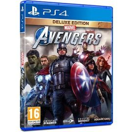 Marvels Avengers (Deluxe Edition)