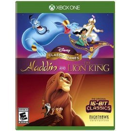 Classic Games: Aladdin and the Lion King