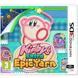 Kirbys Extra Epic Yarn