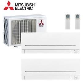 Mitsubishi MSZ-AP Multisplit 2.5kW + 3.5kW