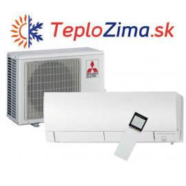 Mitsubishi DeLuxe Hyper Heating 5kW